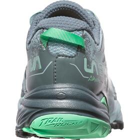 La Sportiva W's Akasha Shoes Stone Blue/Jade Green